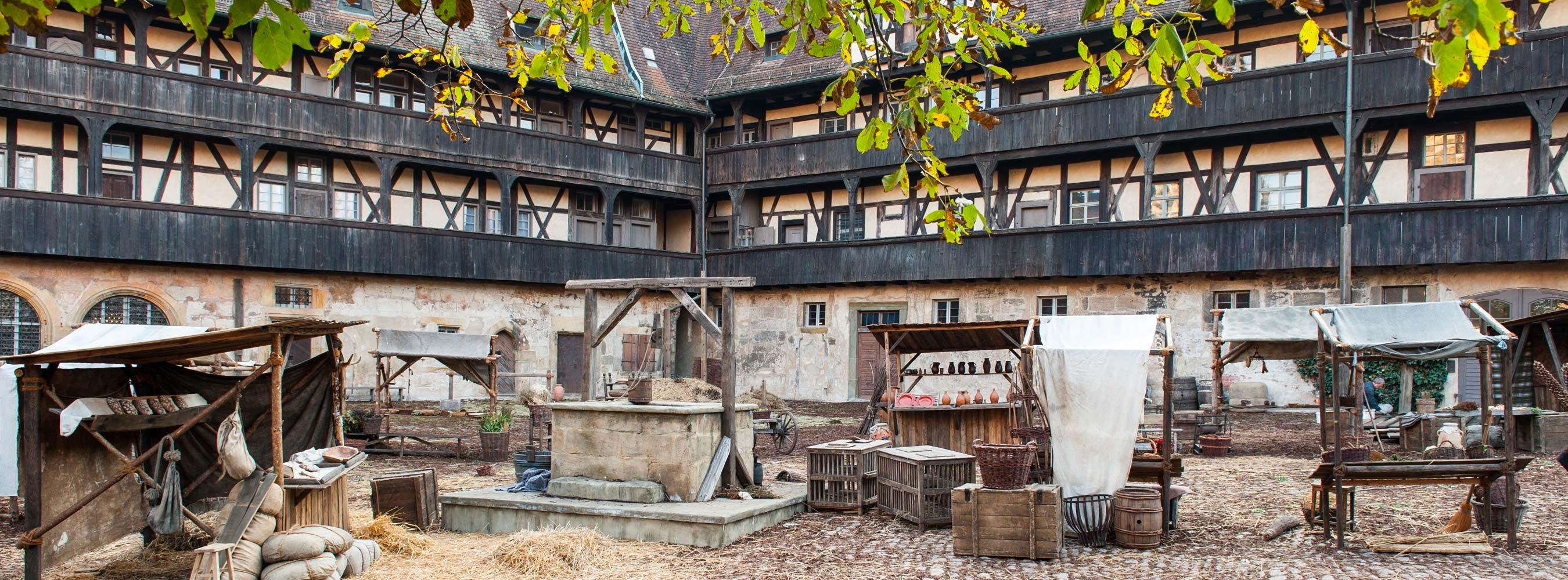 Stadtführung im Dom und der alten Hofhaltung Bamberg