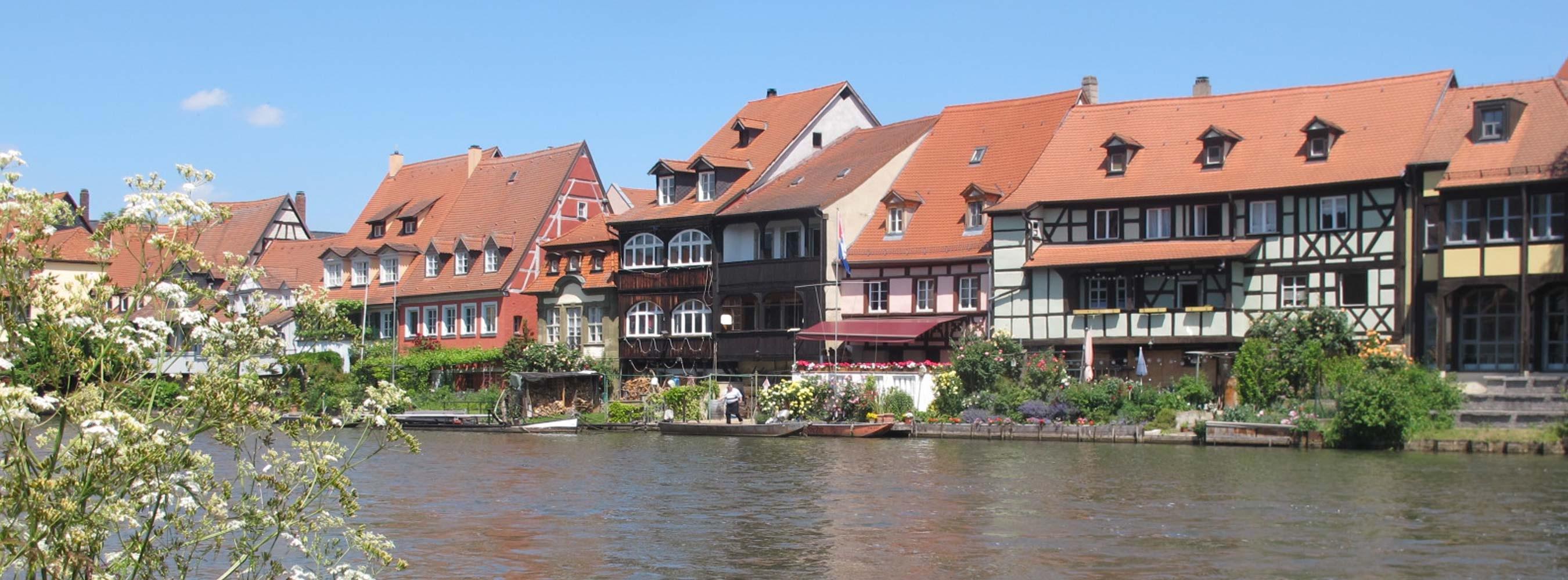 Stadtführung in klein Venedig Bamberg
