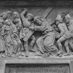 Bamberger Kreuzweg - weinende Frauen