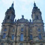 Führung Kloster Banz-14Heiligen-Coburg - Fassade 14-Heiligen