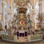 Führung Kloster Banz-14Heiligen-Coburg - Gnadenaltar 14-Heiligen - Foto: © Gerhard Schlötzer