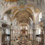 Führung Kloster Banz-14Heiligen-Coburg - Vierzehnheiligen Empore - Foto: © Gerhard Schlötzer