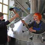 Führung Bier und Frauen - Brauerei Meinel Sudhaus - Foto: © Genussregion Oberfanken / Martin Bursch