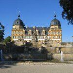 Führung Schloss Seehof - Seehof Kaskade