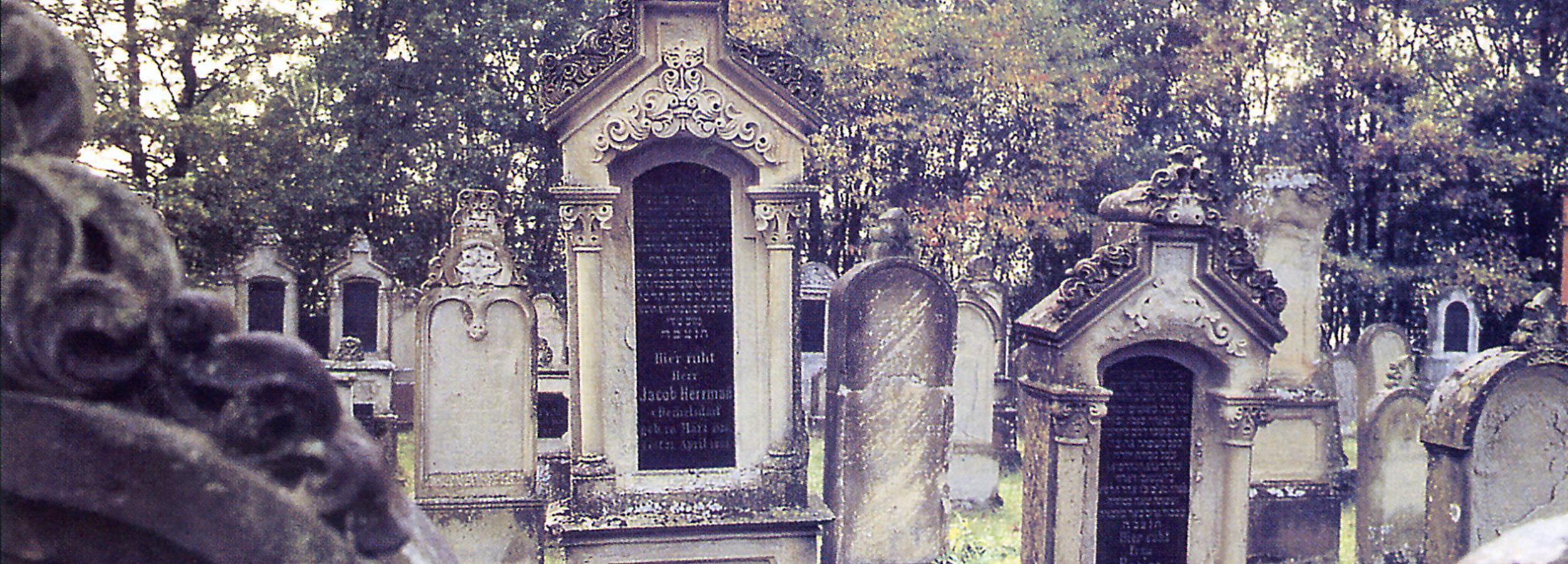 Juedischer-Friedhof-Bamberg