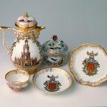 Sammlung Ludwig Bamberg - Papstservice Meißen
