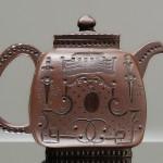Sammlung Ludwig Bamberg - Teekanne Böttgersteinzeug Meißen