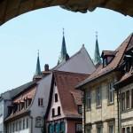 Stadtführung KulturErlebnis Bamberg - Blick aus Rathausturm