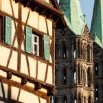 Stadtführung KulturErlebnis Bamberg - Fachwerk Dom - Foto © Gerhard Schlötzer