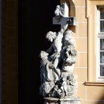 rätselhaftes Bamberg - Kreuzigungsgruppe Ebrascher Hof